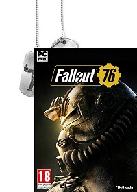 Fallout 76 [D1 Bonus uncut Edition] + Dog Tag + Trolley Token (PC)