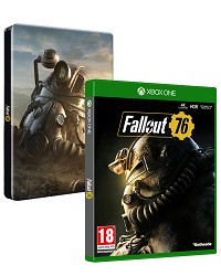 Fallout 76 [Limited Steelbook uncut Edition] (Xbox One)
