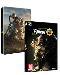 Fallout 76 [Limited Steelbook uncut Edition] (PC)