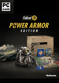 Fallout 76 [Power Armor Collectors uncut Edition] CH Import + BETA Vorabzugang (PC)