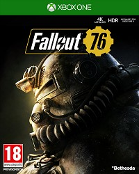 Fallout 76 [Standard Edition] - Cover beschädigt (Xbox One)