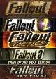 Fallout 1, 2, 3 GOTY, Tactics + New Vegas uncut Collection Pack (PC)