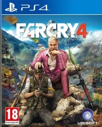 Far Cry 4 [uncut Edition] (PS4)