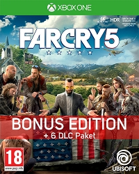 Far Cry 5 [uncut Bonus Edition] (Xbox One)
