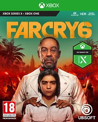Far Cry 6 [Limited Libertad AT uncut Edition] (Xbox One)