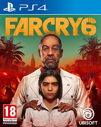 Far Cry 6 [EU uncut Edition] (PS4)