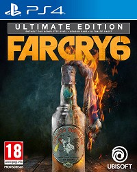 Far Cry 6 [Ultimate Bonus AT uncut Edition] (PS4)
