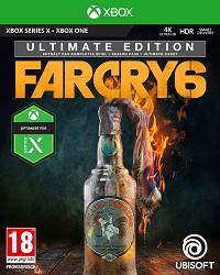 Far Cry 6 [Ultimate Bonus AT uncut Edition] (Xbox One)