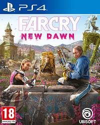 Far Cry New Dawn [EU uncut Edition] - Cover beschädigt (PS4)