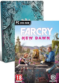 Far Cry New Dawn [Limited Steelbook uncut Edition] (exklusiv) inkl. Bonus (PC)