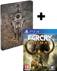 Far Cry Primal [Steelbook uncut Edition] (PS4)