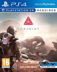 Farpoint VR [AT PEGI] (PS4)
