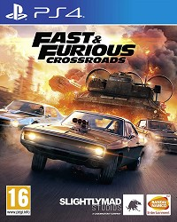 Fast and Furious Crossroads (PS4)