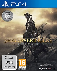 Final Fantasy XIV: Shadowbringers inkl. Preorder Boni + Early Access (PS4)