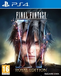 Final Fantasy XV (Final Fantasy 15) [AT Royal Edition] (PS4)