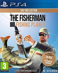 Fisherman: Fishing Planet [Day One Edition] (PS4)