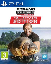 Fishing Sim World Pro Tour [Collectors  Edition] (PS4)