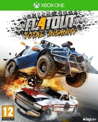 FlatOut 4: Total Insanity [EU uncut Edition] (Xbox One)