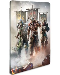 For Honor Sammler Steelbook (Merchandise)