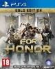 For Honor [Gold AT uncut Edition] + 3 Bonus DLCs (PS4)