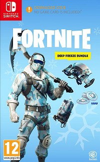 Fortnite [Deep Freeze Bundle] (Nintendo Switch)