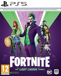 Fortnite [The Last Laugh Bundle] (Code in a Box) (PS5™)