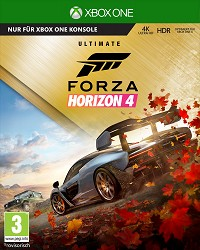 Forza Horizon 4 [Ultimate Edition] (Xbox One)