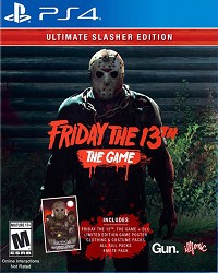 Friday 13th Ultimate Slasher [uncut Edition] (PS4)