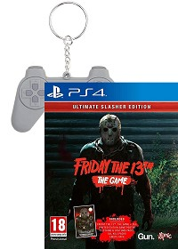Friday 13th Ultimate Slasher [uncut Edition] + PSX Retro Schlüsselanhänger (PS4)