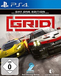 GRID [Limited Edition] (PS4)