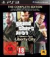 GTA 4 + Episodes from Liberty City - The Complete Edition [uncut Edition] (PS3)
