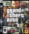 GTA 4 uncut (Grand Theft Auto 4) (PS3)