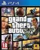 GTA 5 - Grand Theft Auto V [Bonus AT uncut Edition] (PS4)