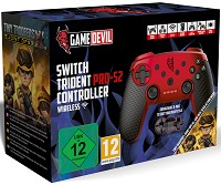 GameDevil Switch Trident PRO-S2 Wireless Controller
