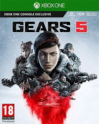 Gears 5 [uncut Edition] (Xbox One)