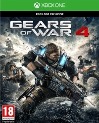 Gears Of War 4 [D1 uncut Edition] - Cover beschädigt (Xbox One)