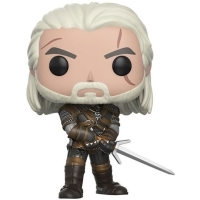 Geralt The Witcher POP! Vinyl Figur