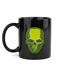 Ghost Recon Metal Badge Tasse (Merchandise)