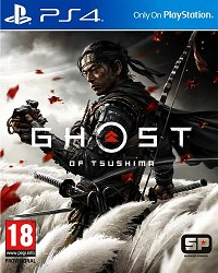 Ghost of Tsushima [EU Standard uncut Edition] - Cover beschädigt (PS4)