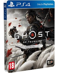 Ghost of Tsushima [Special uncut Edition] (PS4)