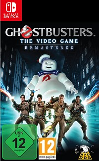 Ghostbusters The Video Game Remastered (Nintendo Switch)