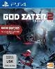 God Eater 2 Rage Burst (inklusive God Eater Resurrection) + Bonus DLC (PS4)