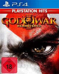 God Of War 3 [Remastered uncut Edition] (USK) (Playstation Hits) (PS4)