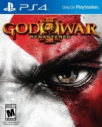 God Of War 3 [Remastered 100% US uncut Edition] (PS4)