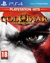 God Of War 3 [Remastered uncut Edition] (Playstation Hits) (PS4)