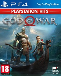 God Of War 4 [Playstation Hits uncut Edition] (PS4)