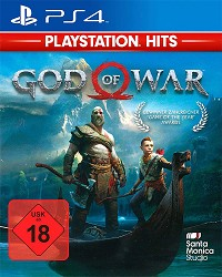 God Of War 4 [uncut Edition] (USK) (Playstation Hits) - Cover beschädigt (PS4)