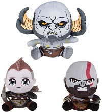 God Of War Stubbins 3er-Pack (10-15 cm) (Merchandise)