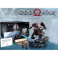 God of War Collectors Edition (ohne Spiel) für Merchandise