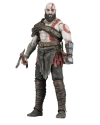 God of War 2018 Kratos Figur (18 cm)